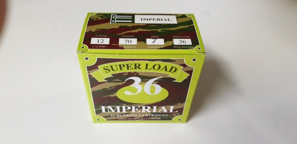 Imperial 36gr No 3-4-5-6-7-8-9